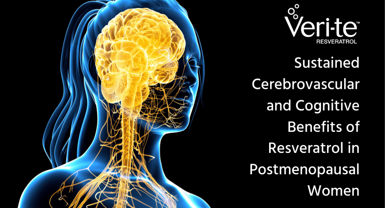 Sustained Cerebrovascular and Cognitive Benefits of Resveratrol in Postmenopausal Women