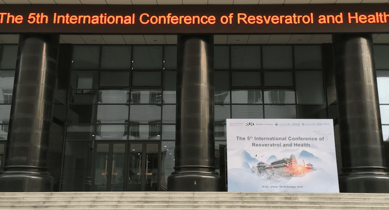 Advances in Resveratrol Research in Focus at Resveratrol 2018 Conference