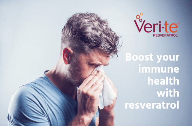 Boost the Immune System with Resveratrol