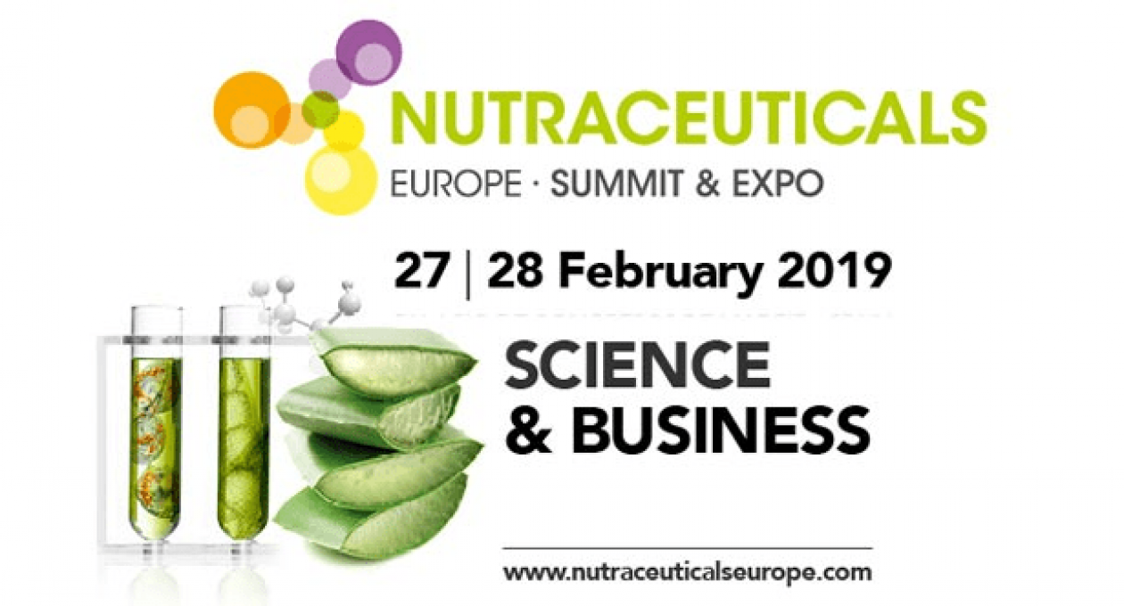 Nutraceuticals Europe Summit & Expo