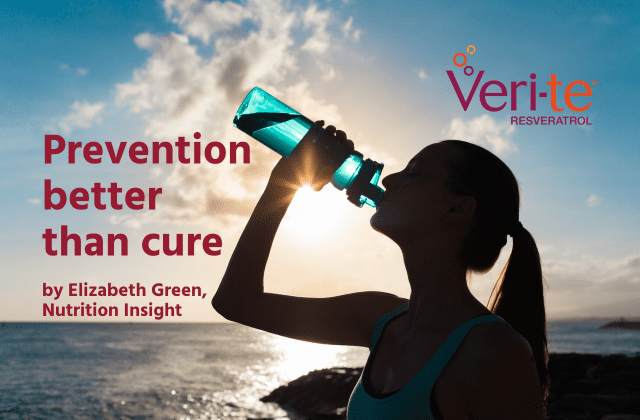 "Prevention better than cure: Evolva exec pegs resveratrol synergies as ""the next-big-thing"""