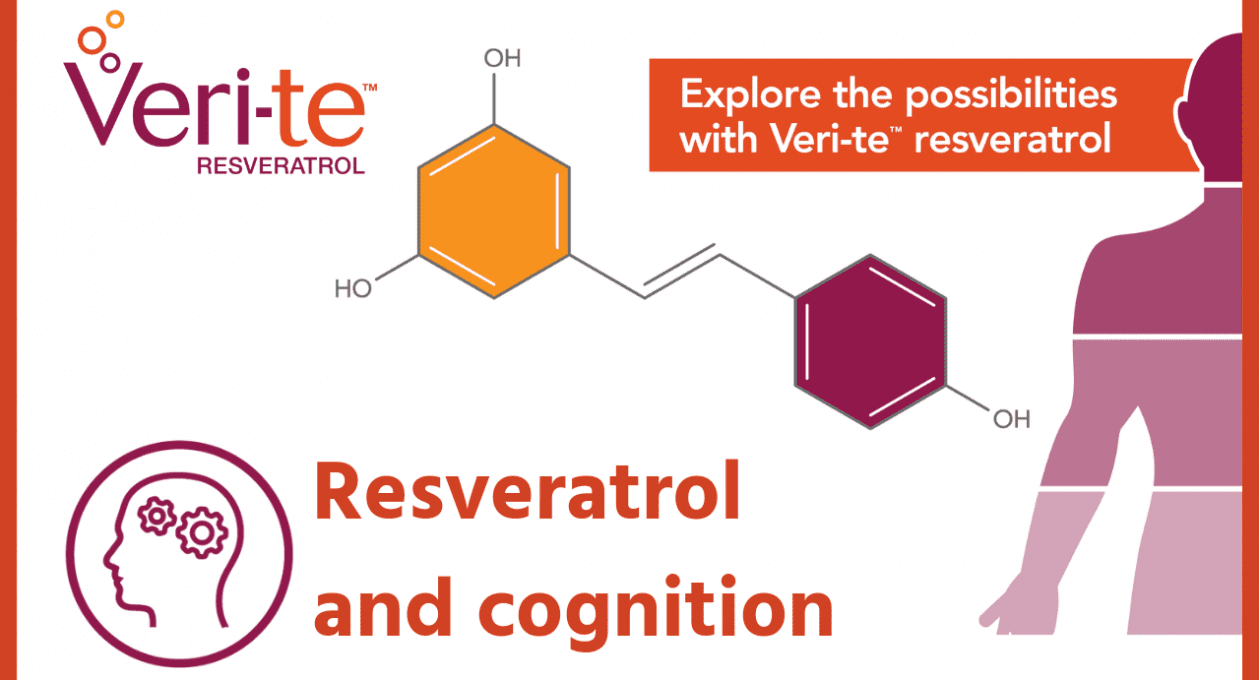 NEW Resveratrol for Mental Performance Infograph