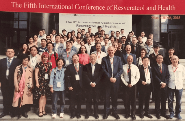 Evolva Supports Advances in Research at Resveratrol 2018 Conference