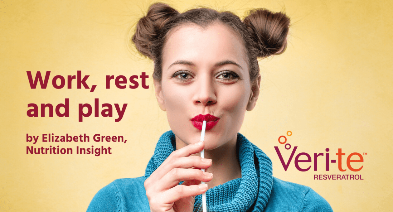 Work, rest and play: Functional beverages tap into consumer demands for convenience, sleep support and immune health